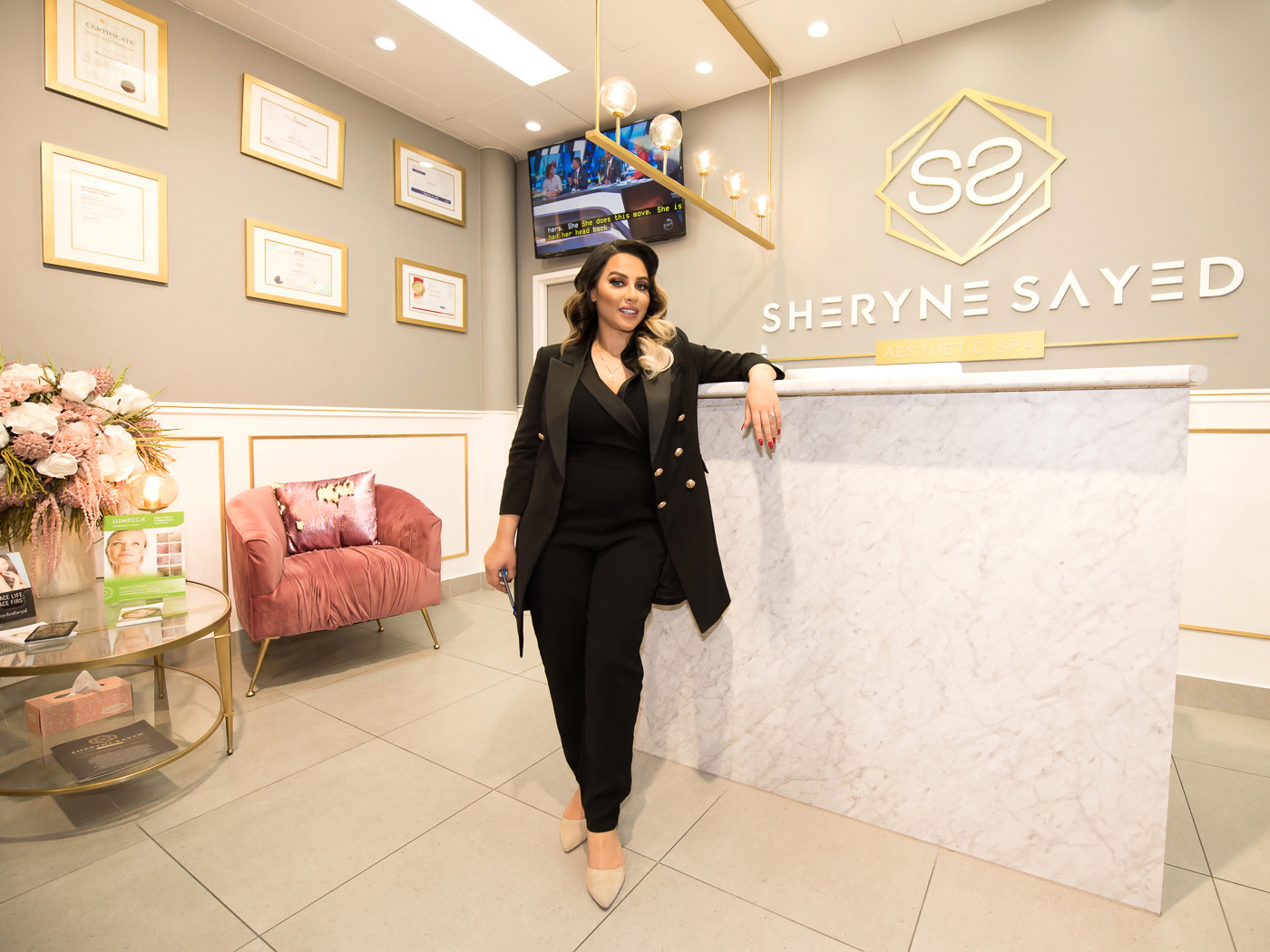 Sheryne Sayed Aesthetic Spa